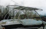 rozsdamentes napelem tartó keret gyártás hajóhoz
